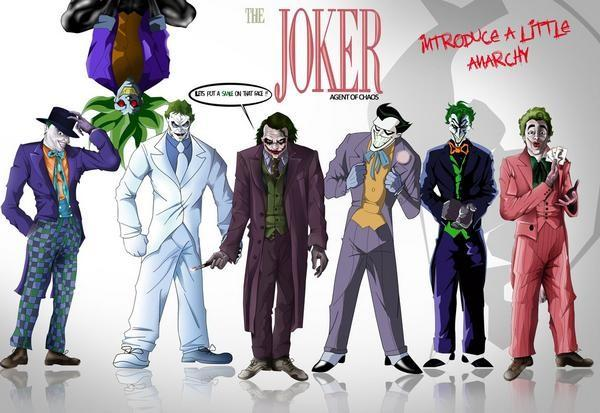 Kevin Michael Richardson Joker Appearences - The madh...